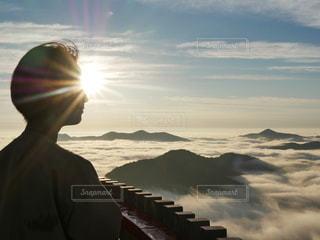 雲海の写真・画像素材[3607685]