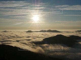 雲海の写真・画像素材[3607686]