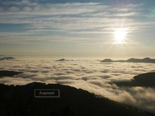 雲海の写真・画像素材[3607687]