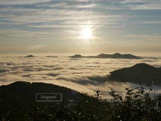雲海の写真・画像素材[3607688]