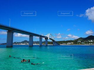 沖縄の海・アンチ浜ビーチ - No.897450