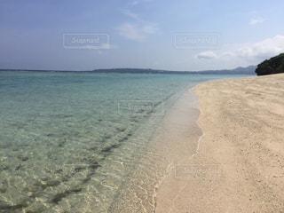空,屋外,南国,ビーチ,観光地,水面,沖縄,観光,旅行,旅,日本,夏休み,リゾート,無人