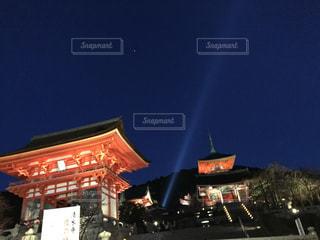 京都の夜景に一等星 - No.907034