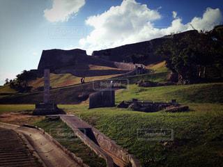 世界遺産,うるま市,勝連城跡