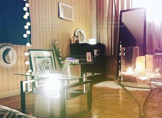 ダイニングルームテーブルの写真・画像素材[2926176]