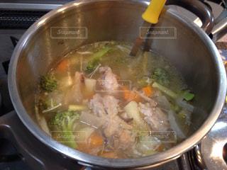 野菜スープの写真・画像素材[899796]