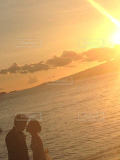 夕日の写真・画像素材[955872]