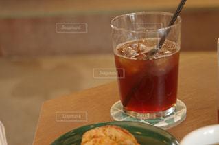アイスコーヒー。の写真・画像素材[1411054]