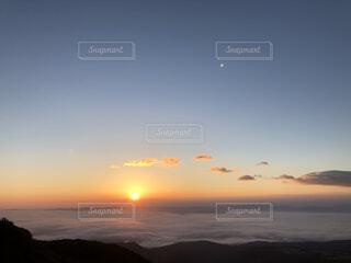 日の出の写真・画像素材[4807931]