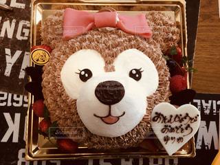 誕生日ケーキ♪の写真・画像素材[1038275]