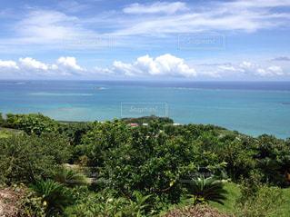 自然,海,空,雲,沖縄,旅