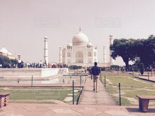 インド,タージマハル,アグラ