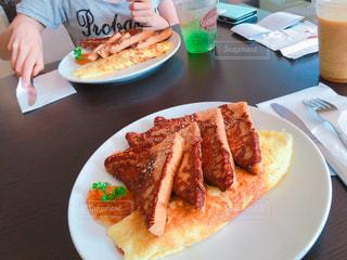 セブ島の朝食の写真・画像素材[921569]