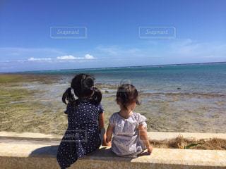 空,絶景,南国,ビーチ,砂浜,白い砂,沖縄,石垣島,エメラルドグリーン,ビーチコーミング,エメラルドグリーンの海,オーシャンブルー