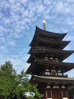 時計塔の写真・画像素材[931574]