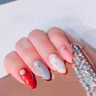 new  nailの写真・画像素材[902851]