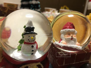 クリスマス,スノードーム