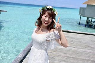 happy honeymoon♡の写真・画像素材[1619116]