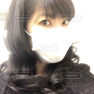 マスクの写真・画像素材[1064637]