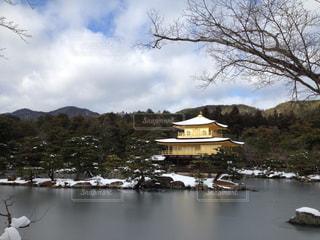 雪,京都,景色