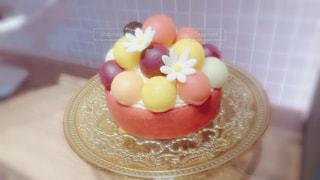 皿の上のケーキの一部の写真・画像素材[910803]