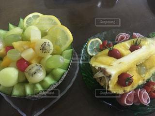フルーツ,メロン,パイナップル