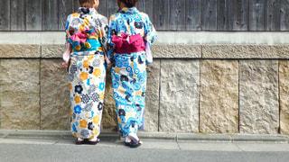 風景,屋外,京都,カラフル,観光,人物,着物