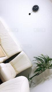 大きな白い部屋の写真・画像素材[2989158]
