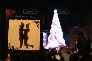 クリスマスツリーの写真・画像素材[917997]