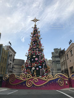 クリスマスツリーの写真・画像素材[944753]