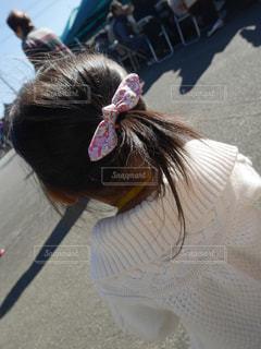 娘の写真・画像素材[1016125]