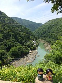 川の眺めの写真・画像素材[908100]