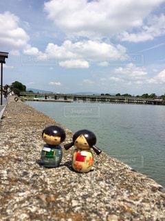 渡月橋の写真・画像素材[908109]