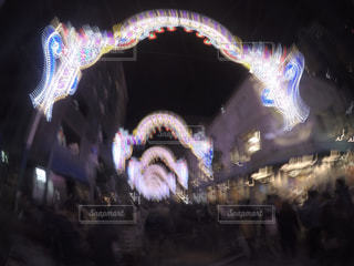 神戸ルミナリエの写真・画像素材[922398]