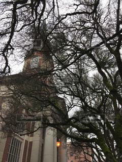 れんが造りの教会 - No.1026960