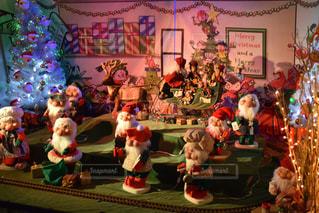 冬,イルミネーション,クリスマス,サンタクロース,ツリー,サンタ,クリスマスツリー,サンタさん
