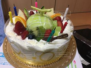 ケーキ,フルーツ