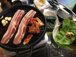 食べ物,料理,サムギョプサル,夏バテ対策