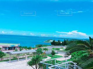 空,青,沖縄
