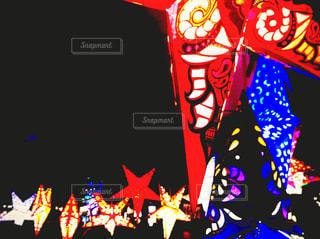 色とりどりのお星様の写真・画像素材[917844]