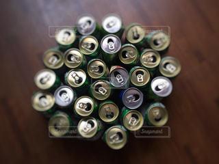 空き缶の写真・画像素材[983524]