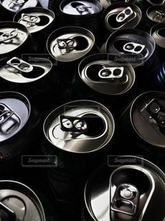 空き缶の写真・画像素材[983528]