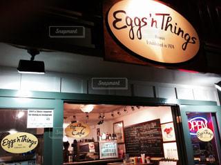 Eggs 'n Thingsの写真・画像素材[1011176]
