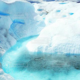 氷河の写真・画像素材[913452]