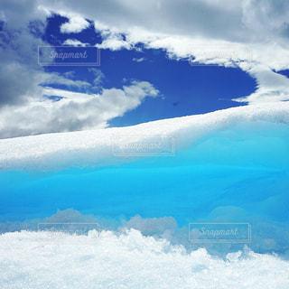 空には雲のグループの写真・画像素材[1319626]