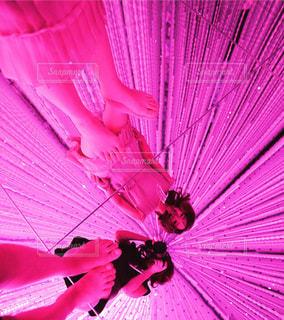 ピンク,桃色,pink,チームラボプラネット
