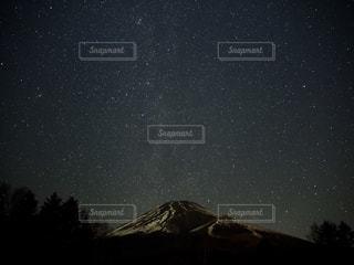 ふたご座流星群の写真・画像素材[933364]
