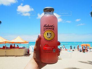 ハワイのビーチで - No.948159