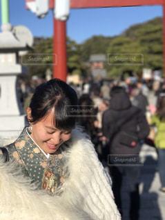 卒業の写真・画像素材[1087842]