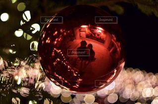 クリスマスツリーの写真・画像素材[1087877]